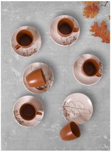Keramika Kahve Takımı Kahve